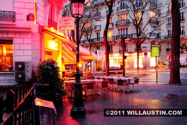 Paris- Montmartre, 18th arrondissement