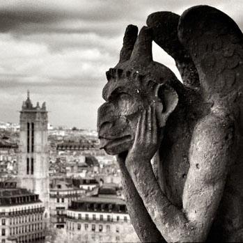 Paris – Notre Dame Cathedral