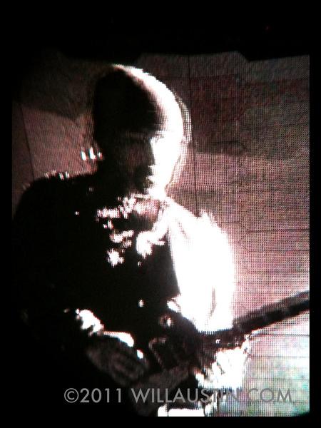 U2 360 Tour in Seattle, The Edge