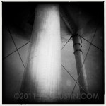 Water Tower in Moscow, Idaho