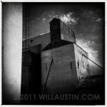 Grain Elevator in Moscow, Idaho