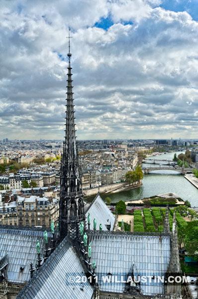 Cathedral Notre Dame, Paris France.