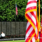 Independence Day 2011 - Dignity Memorial Vietnam Wall