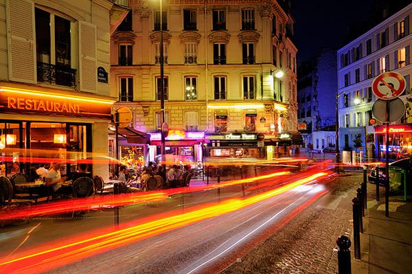 Paris Street by Will Austin