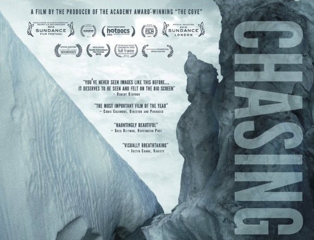 New Photography Film – Chasing Ice