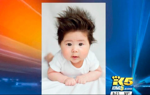 Talking Baby Photos – Parent to Parent show on KING 5 TV