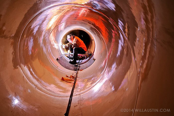 Pipe welder image by Will Austin Photography