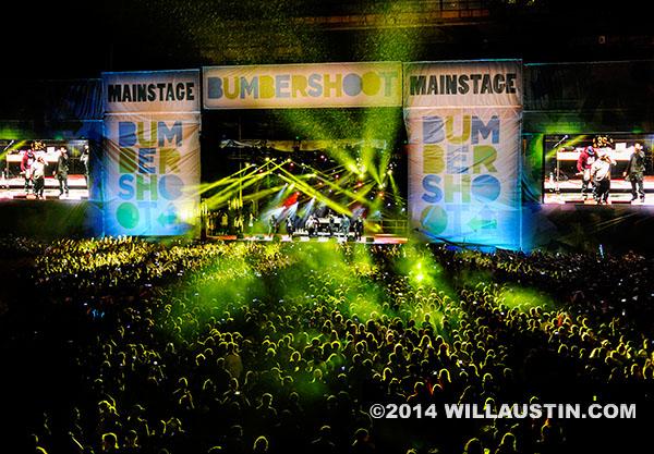 Bumbershoot 2014 – Live Music