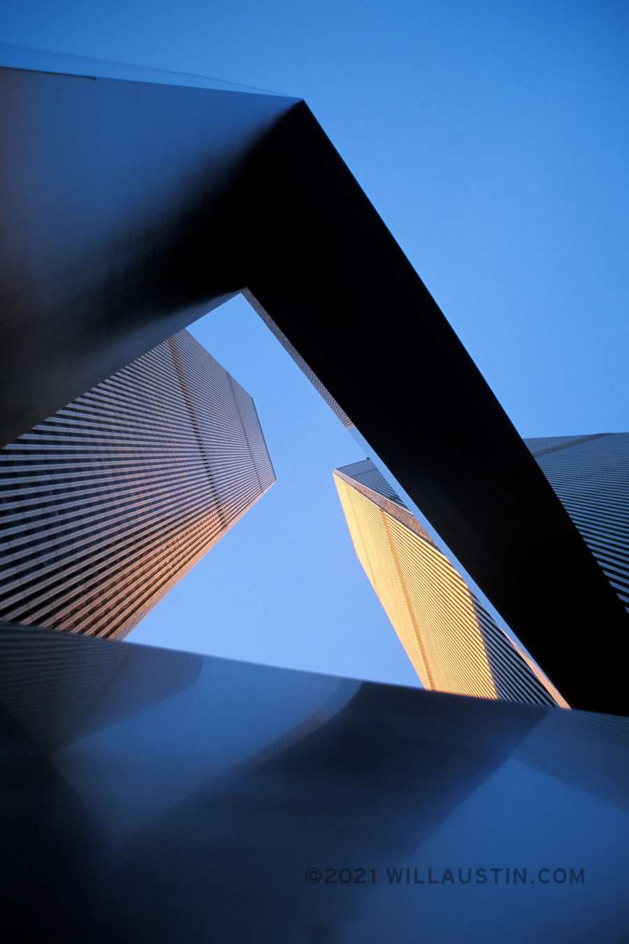World Trade Center, Manhattan, New York City, New York, USA